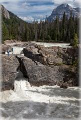 The Natural Bridge, Field BC